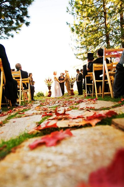 Wedding Ceremony Location Ideas