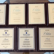 220x220 sq 1489771131449 all our carlson craft awards 2016 2010