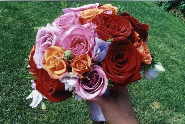 pink dahlia designs flowers denver co weddingwire. Black Bedroom Furniture Sets. Home Design Ideas
