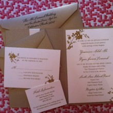 220x220 sq 1370455948409 yassmine wedding invitation
