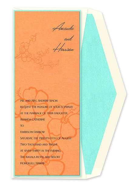 photo 4 of Maureen H. Hall Stationery and Invitations