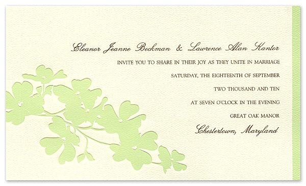 photo 24 of Maureen H. Hall Stationery and Invitations