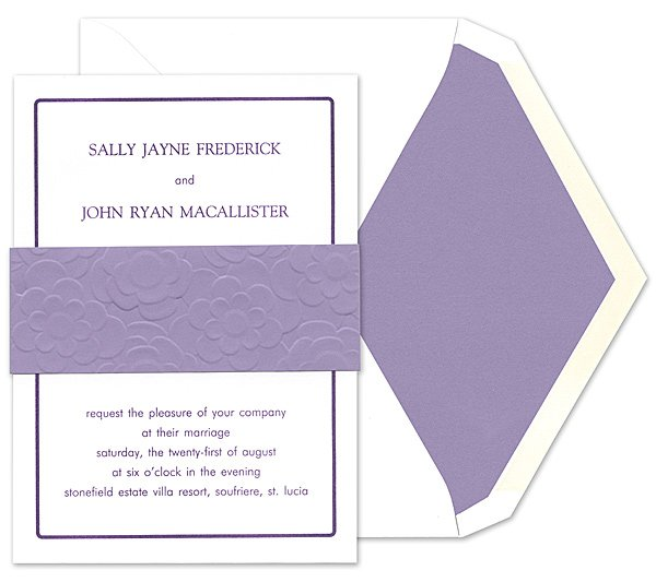 photo 30 of Maureen H. Hall Stationery and Invitations