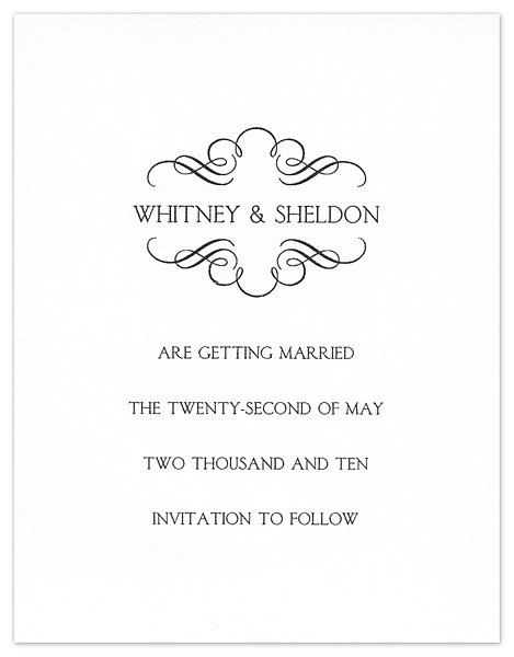 photo 41 of Maureen H. Hall Stationery and Invitations