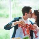 130x130 sq 1444785810990 wedding lobster kiss