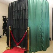 220x220 sq 1431641953925 green photo booth 210x300