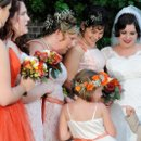130x130 sq 1277154225546 debbieweddingbestgroupcandidfinalversion220