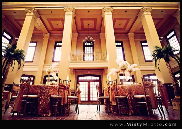 The Ballroom At Church Street Orlando Fl Wedding Venue