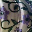 130x130 sq 1297293782898 purpleflowerscloseup