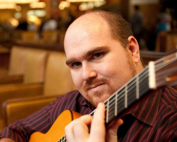 photo 1 of Donovan Raitt, Classical and Jazz Guitarist