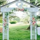 130x130 sq 1389267256390 southern wedding floral arch