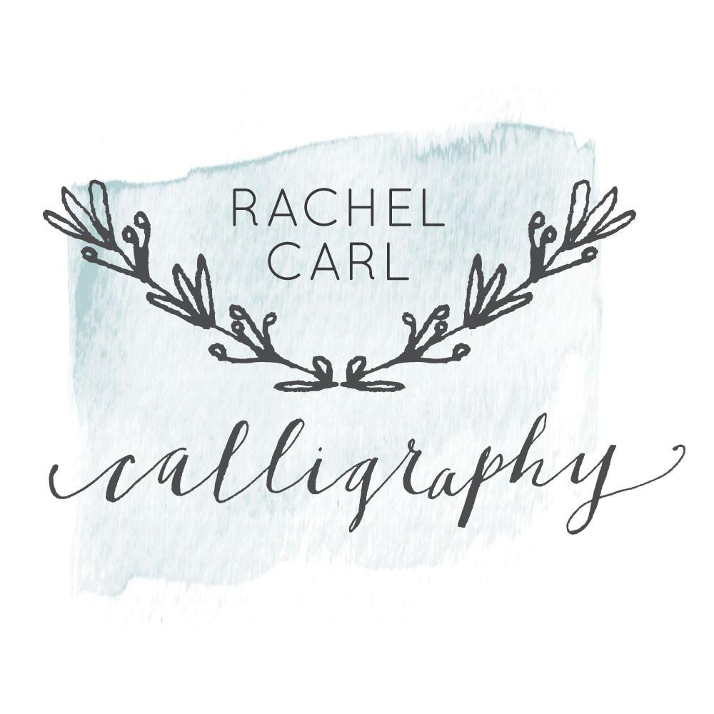 Rachel Carl & CO. Calligraphy