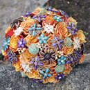 130x130 sq 1452898844530 all brooch bouquet1