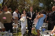 Leslie Davenport Wedding Officiant photo