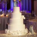 130x130 sq 1454448745302 white fondant cake with white sugar flowers rick a