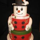 130x130 sq 1454643097718 christmas snowman