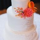 130x130 sq 1454695876120 white dress with sugar flowers