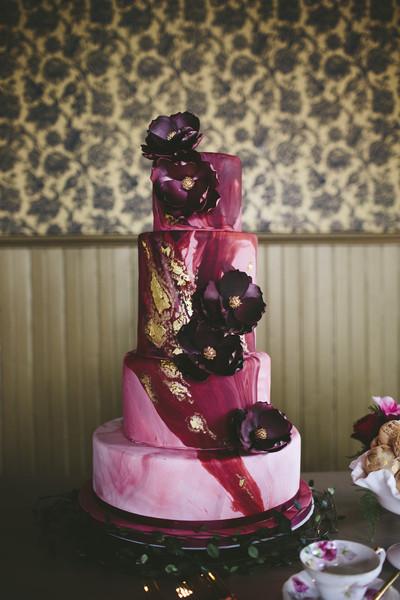 Oak Mill Bakery Chicago Il Wedding Cake