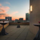 130x130 sq 1433958946958 rooftop terrace sunset
