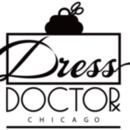 130x130 sq 1467312157 5671615f55353efe dress doctor logo  decal