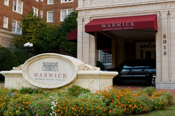 photo 13 of Warwick Melrose Hotel, Dallas