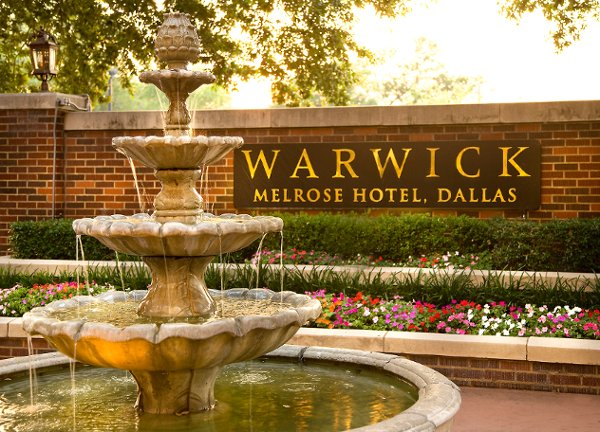 photo 9 of Warwick Melrose Hotel, Dallas