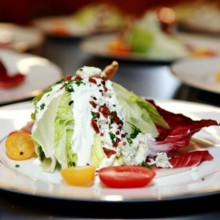 220x220 sq 1446754380855 steak house wedge salad