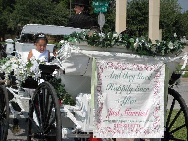 photo 6 of Threejays Carriages