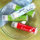130x130 sq 1307999607658 personalizedlipbalmweddingfavors500