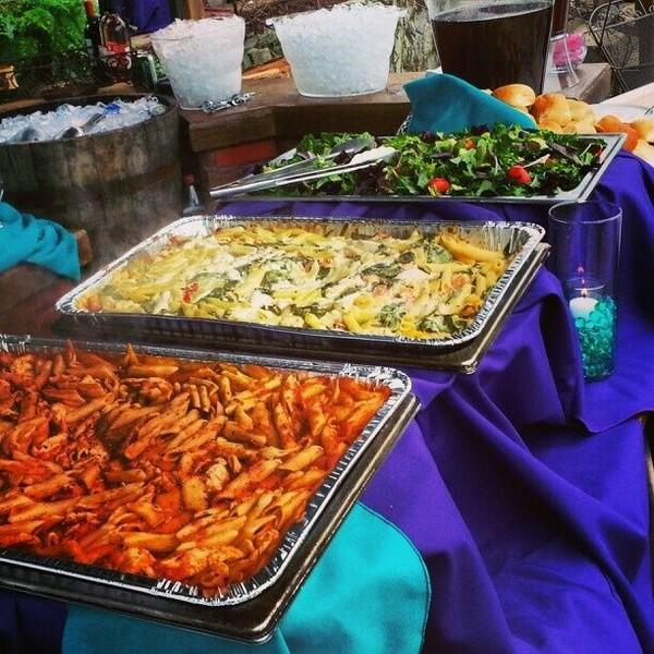 Summer Wedding Food: Berwyn, PA Wedding Catering