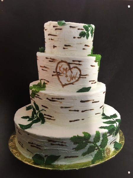 The Master S Baker West Chester Pa Wedding Cake