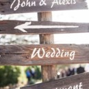 130x130 sq 1366956715019 wedding sign
