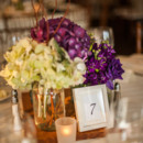 130x130 sq 1366956794042 purple centerpiece