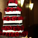 130x130 sq 1367645515396 black and red wedding cake