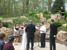 SCOTT GELLER Wedding Officiant photo