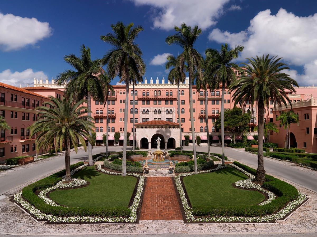 Boca Raton Resort Club A Waldorf Astoria Hotel