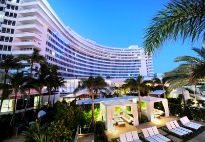 Fontainebleau Resort, Miami Beach