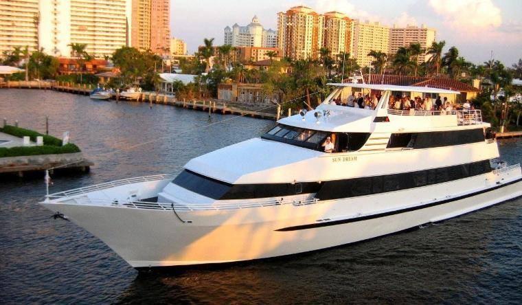 Sun Dream Yacht Charters Venue Fort Lauderdale Fl