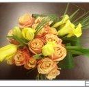 130x130 sq 1212588372644 bc floral 001 w frame 4x5
