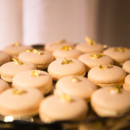 130x130 sq 1470859490507 gold flecked macarons