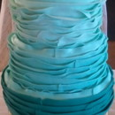 130x130 sq 1466066196231 turquoise ombre ruffles