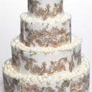 130x130 sq 1229045461260 mehndi pearl cake