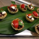 130x130 sq 1479607345493 phyllo cups with olive tapenade