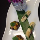 130x130 sq 1479607731281 mini chicken crepe and spinach and chick pea fritt