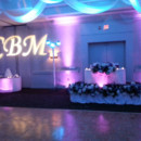 130x130 sq 1460743303653 monogram with led up lights and wash lights at the