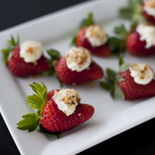 220x220 sq 1475267922437 strawberries filld with sweet mascarpone cheese  t