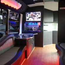 220x220 sq 1452533130858 knight life party bus 4