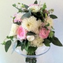 130x130 sq 1489087708131 pink and white bouquet