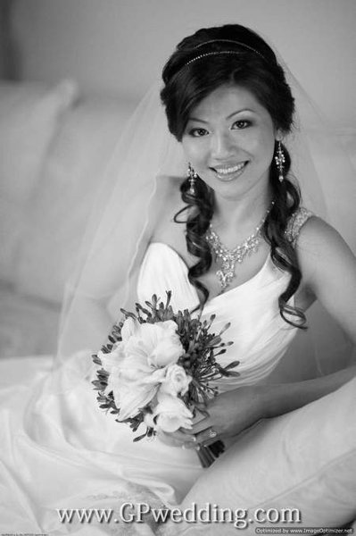 photo 14 of Bridal hair & make-up by Amy Tevis