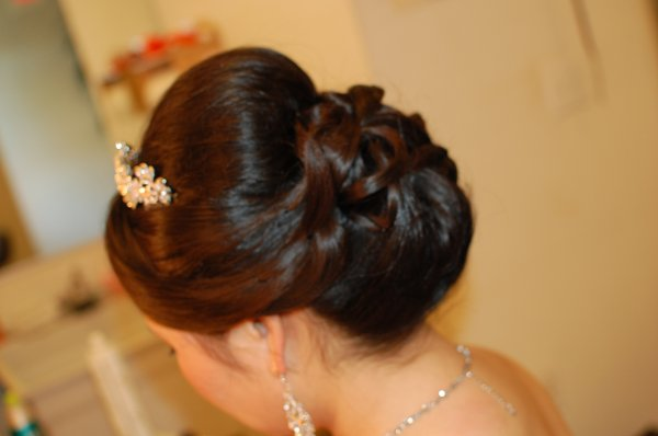 photo 55 of Bridal hair & make-up by Amy Tevis